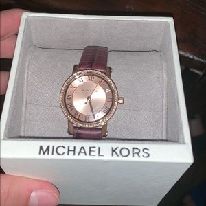 Michael Kors new in box never worn